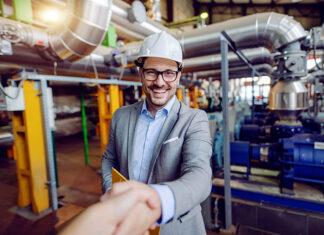 Sprzedawca energii elektrycznej dla firm