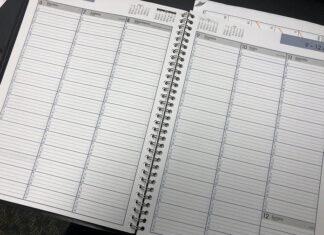 Kalendarze z logo